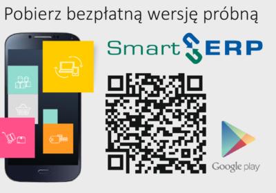 Wypróbuj aplikację Smart ERP za darmo